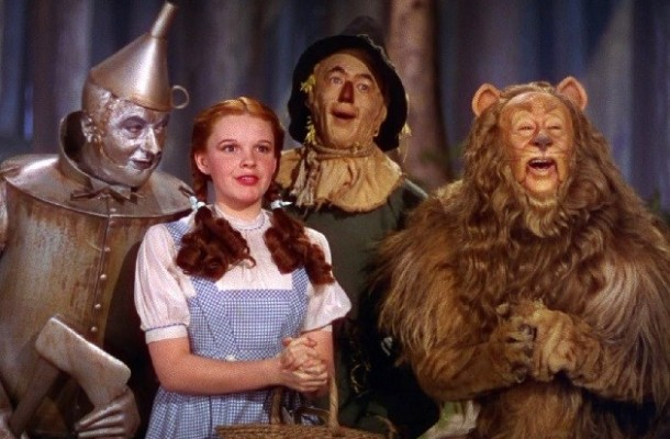 "The GIFtastic Confessions Of A ""Wizard of Oz"" Fangirl"