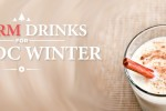 5 warm drinks for this dc winter
