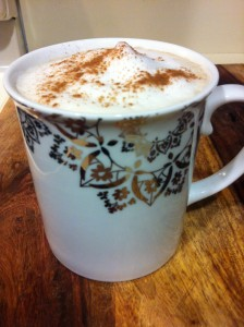 My Homemade Chai Latte