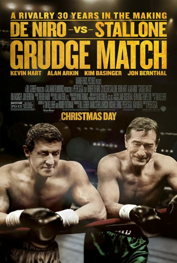 Wasted actors and a lame script doom 'Grudge Match'