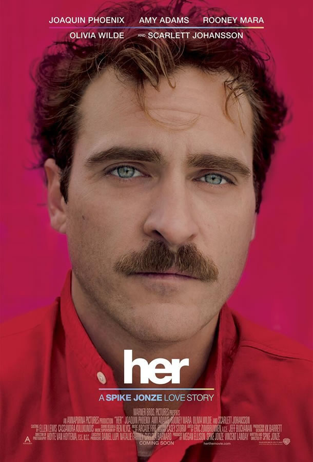 Spike Jonze Excels with the Intoxicating 'Her'