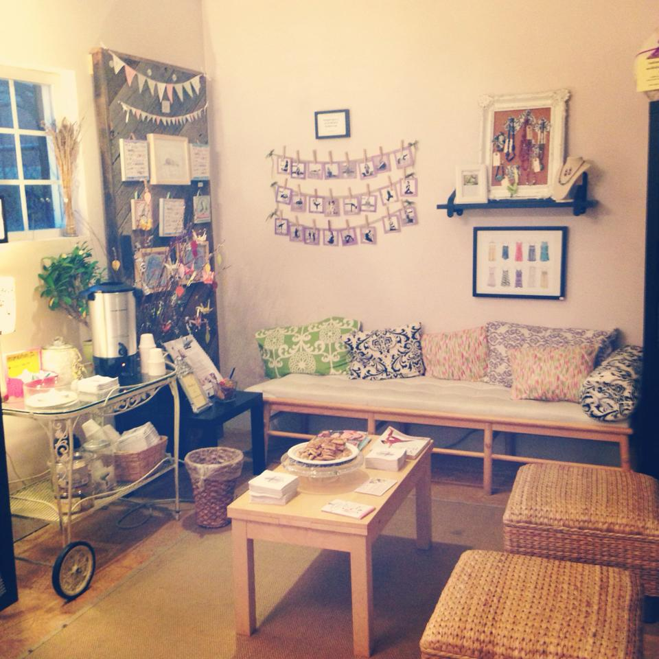 Crimson Circle Studio Creative Spaces: DC Area Spots For Last Minute Holiday Gifts