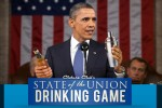 State of the Union Drinking Game 2014