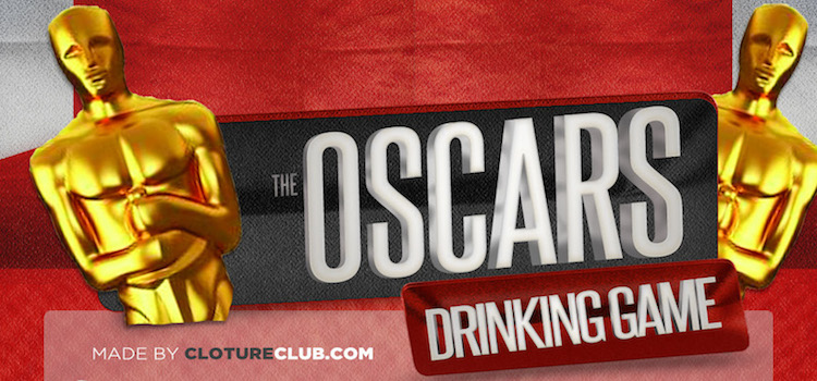 Cloture Club's 2014 Oscars Drinking Game!