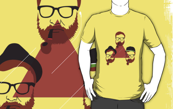 The Holy Hipster Trinity