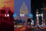 LA vs DC vs NYC