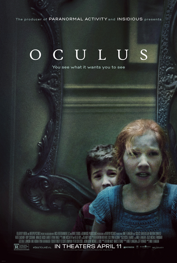 Mirror On The Wall Is Oculus Scariest Movie