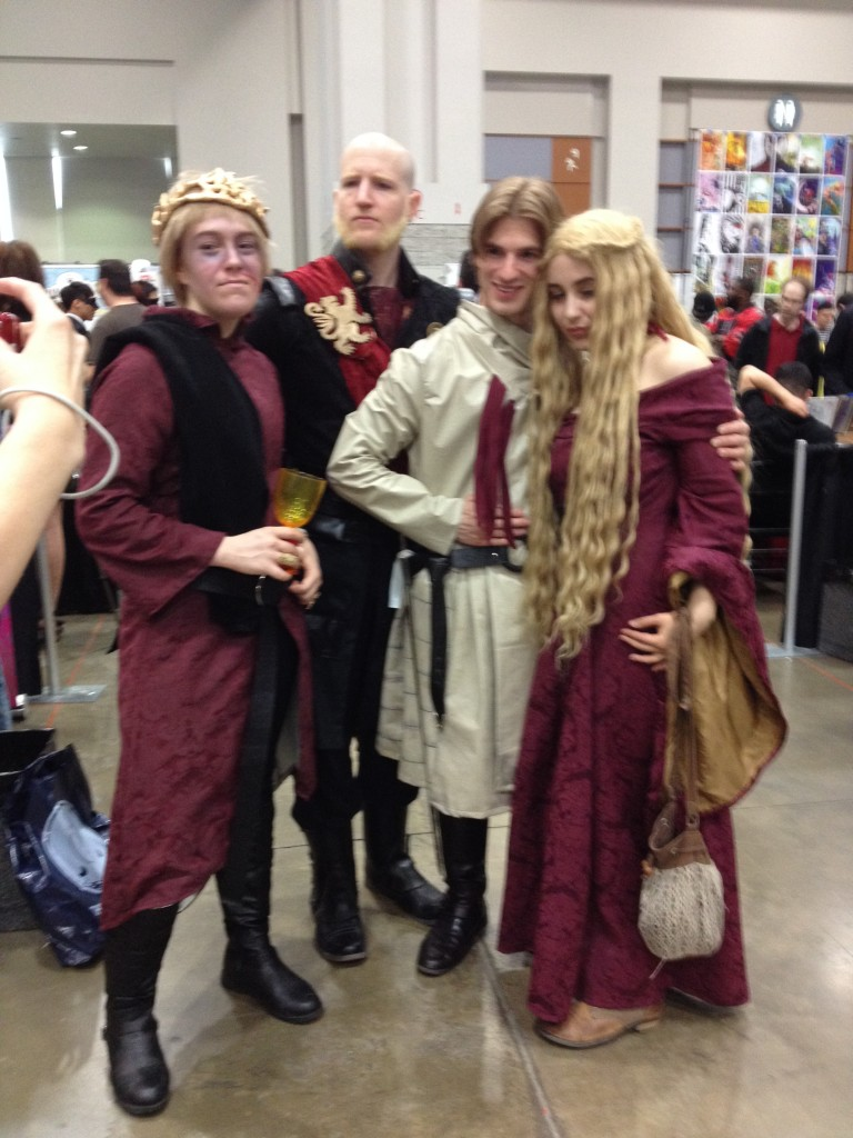 Game of Thrones Awesome Con