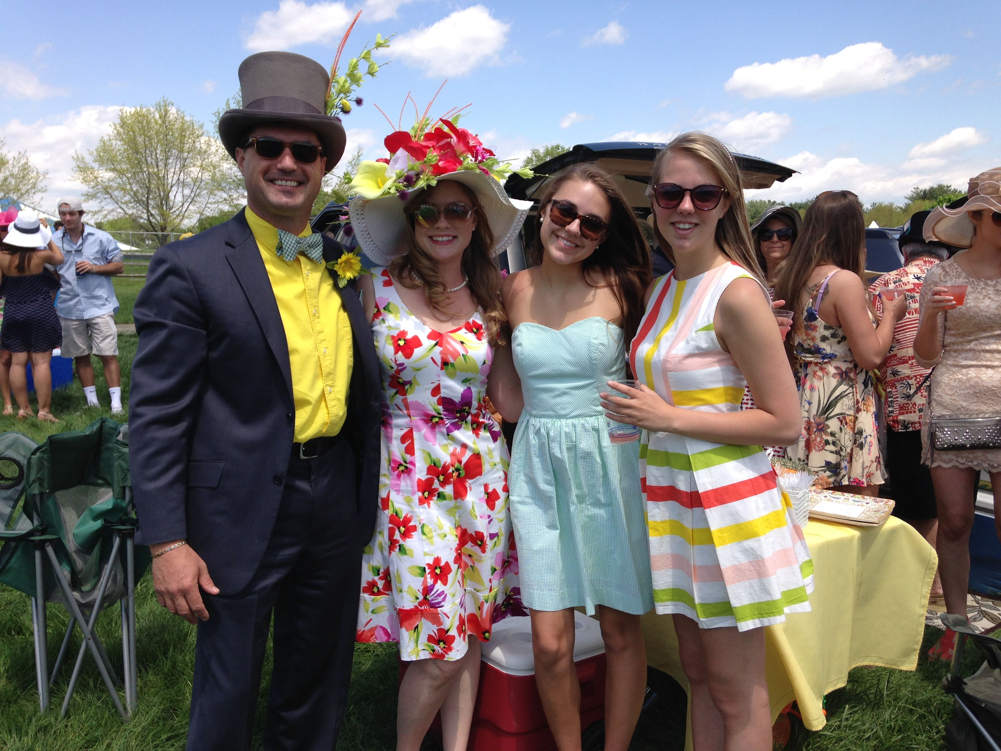 A Springtime Weekend Escape: Virginia Gold Cup