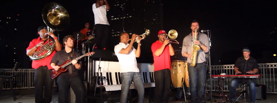 Giveaway: Tickets to Brass-A-Holics at The Hamilton Live