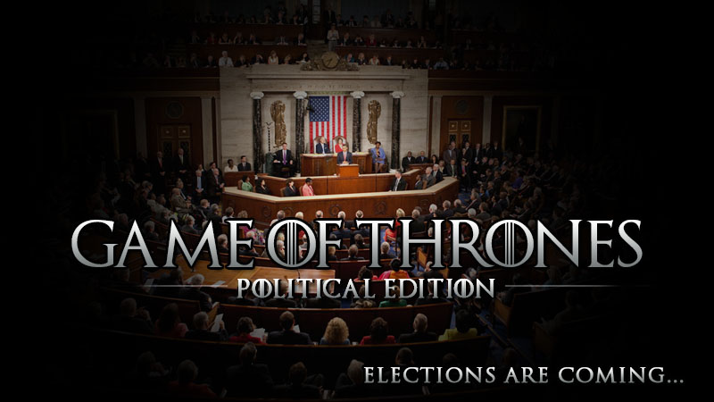 Game of Thrones, Political Edition