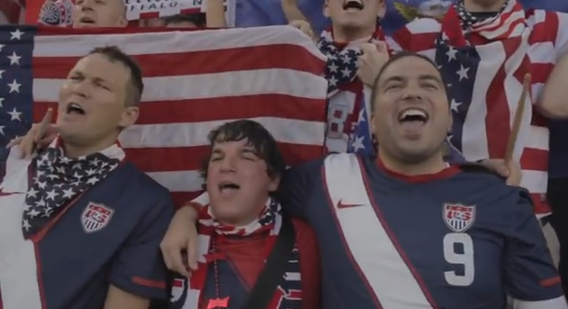 This American Outlaws video will get you super-pumped for Ghana-USA Match
