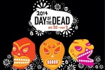 Oyamel Day of the Dead Festival