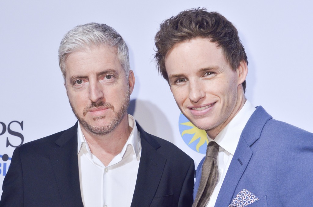 Interview Eddie Redmayne Anthony Mccarten For The Theory Of