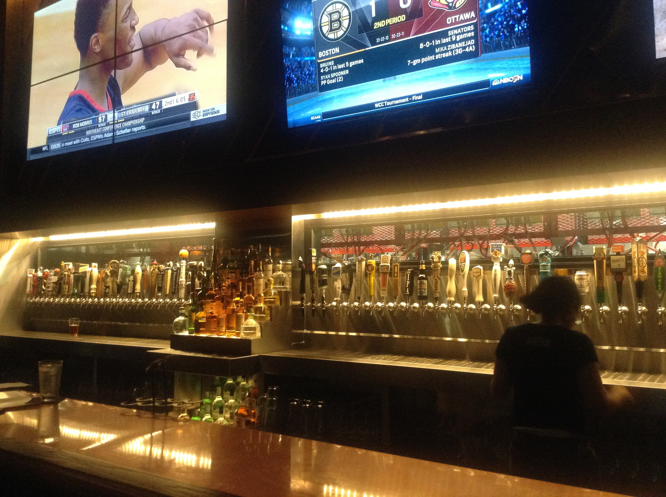 An Array of Beers and Upscale American Classics at Old Town Pour House Gaithersburg