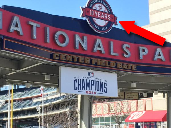 11 New Things You Didn't Know at Nationals Park