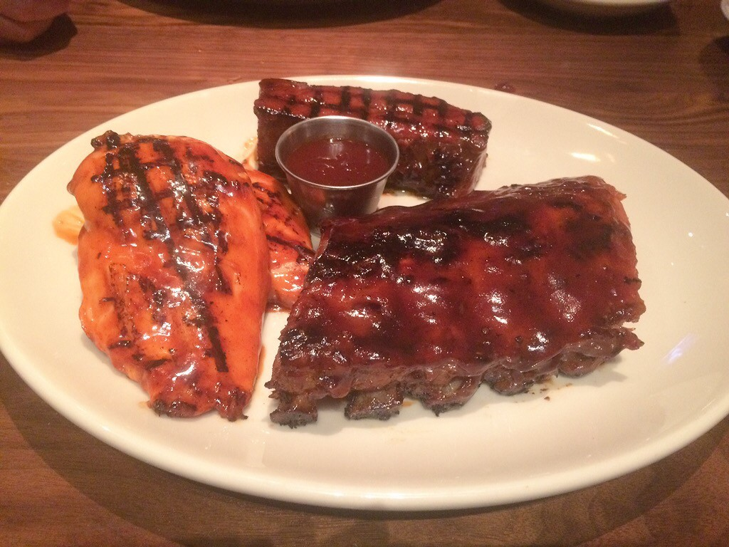 All-American Baby Back Ribs, BBQ Chicken Breast, Wood Ranch Tri Tip. - Wood Ranch BBQ Now Open In Springfield Town Center ClotureClub.com