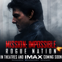GIVEAWAY: Mission Impossible Rogue Nation