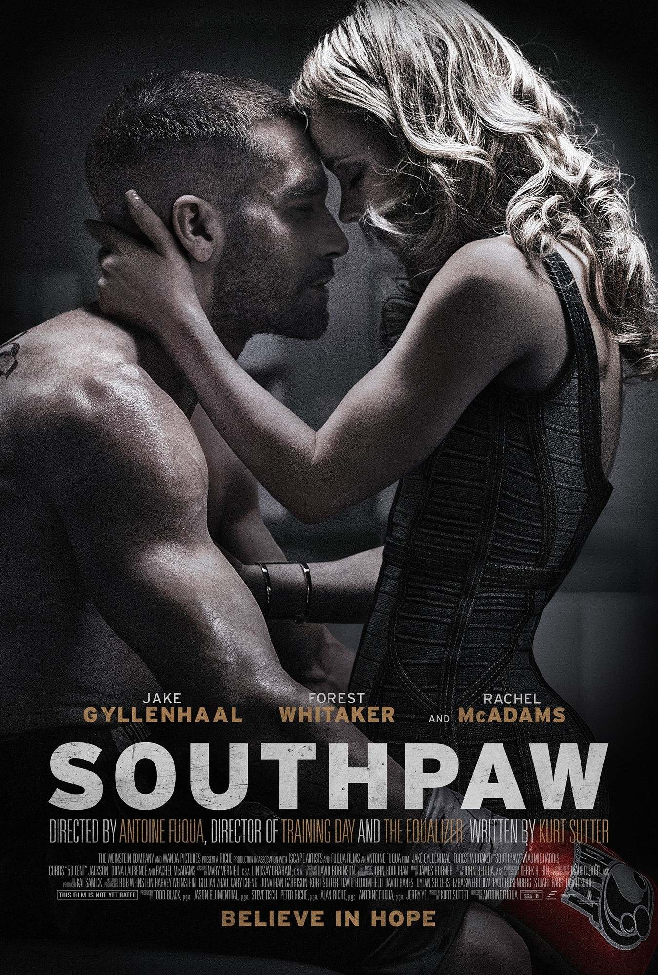 First let s get this out of the way southpaw isn t reinventing the