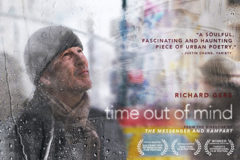 GIVEAWAY: TIME OUT OF MIND screening with actor Richard Gere