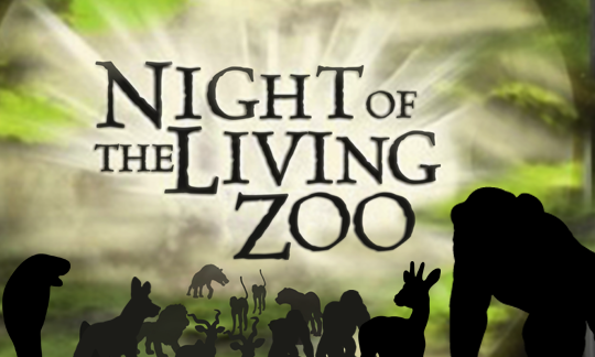 Night of the Living Zoo: Thriller, a Hedgehog & the Left Shark, Oh My!