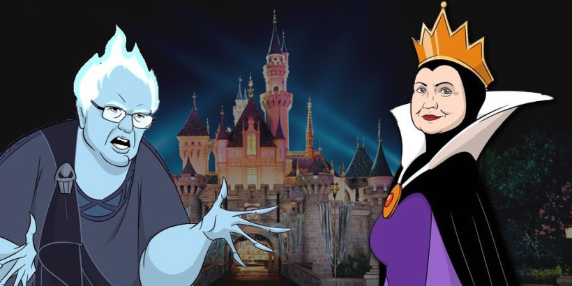 Check out Every Presidential Candidate as a Disney Villain