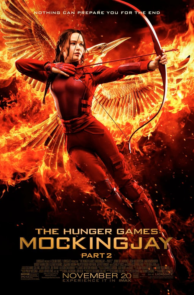 20 Times I Needed Morphling During THE HUNGERGAMES MOCKINGJAY PART 2 in GIFS!