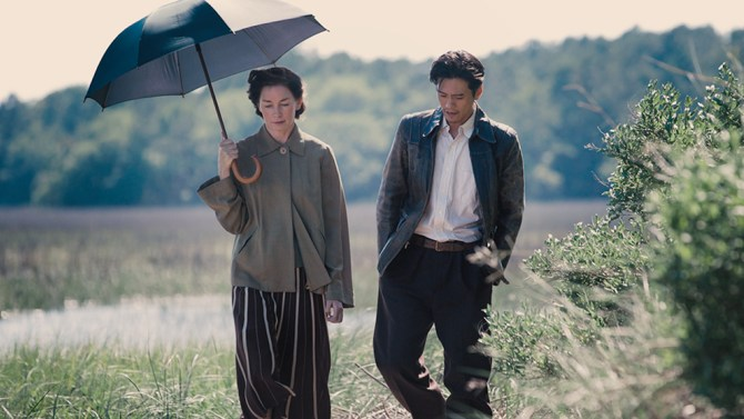 Sundance review sophie and the rising sun for Asia cuisine osage beach
