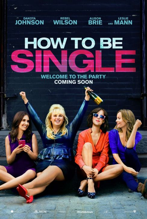 GIVEAWAY: How To Be Single Screening – Girls Night Out with 94.7