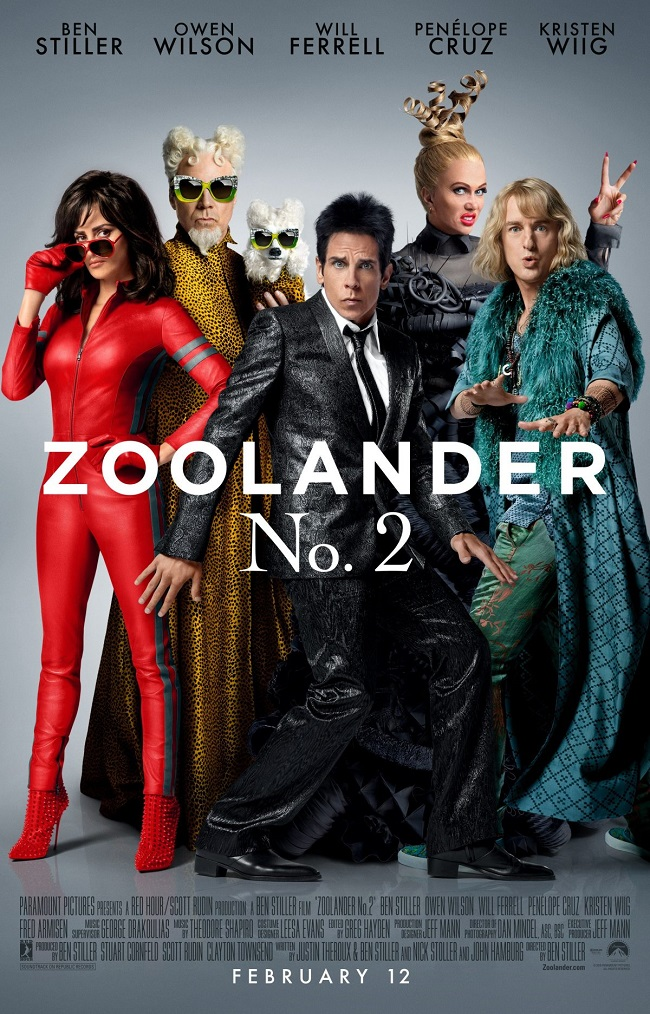 A List Of All The Celebrity Cameos In ZOOLANDER 2
