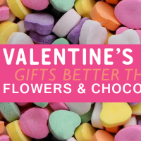 9 Valentine's Day Gifts Better than Flowers and Chocolate