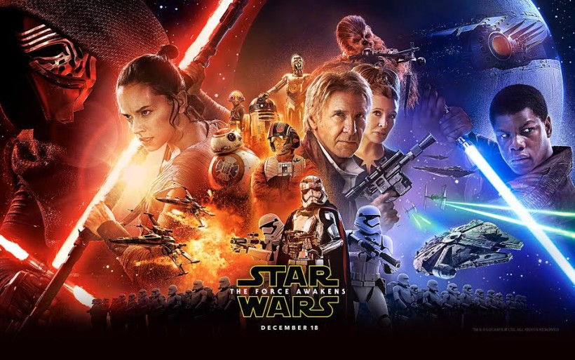 GIVEAWAY: 5 Copies of Star-Wars: The Force Awakens Blu-Ray