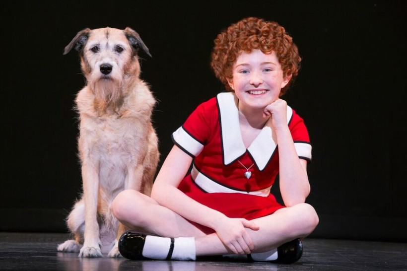 Theater Review: ANNIE at National Theater