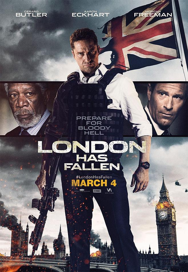 Review: London Has Fallen, and So Should This Franchise