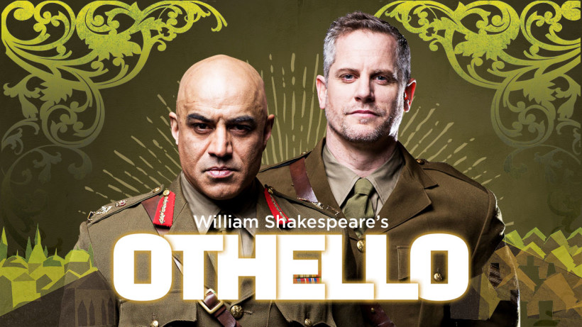 "STC's ""Othello"": ""O beware, my lord, of jealousy…"""