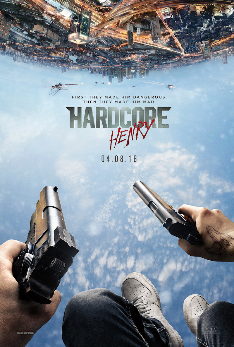 GIVEAWAY: Hardcore Henry Screening in DC – April 5