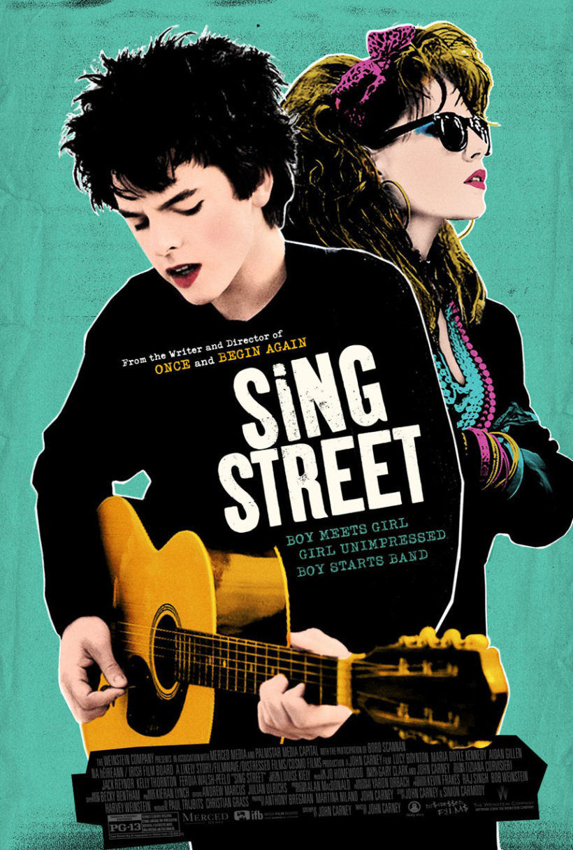 SING STREET Review- 80s Nostalgia & Music Makes It One Of Year's Best