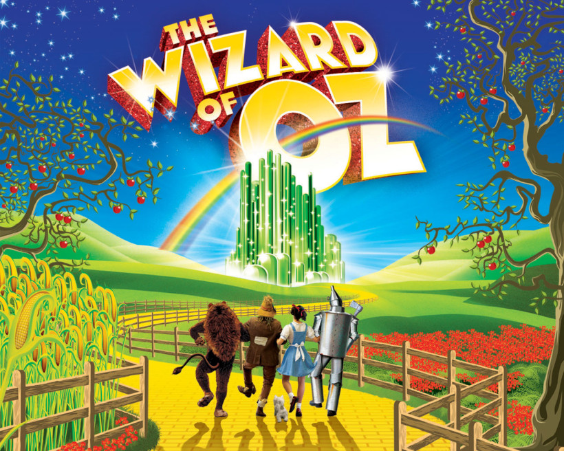 Giveaway: Wizard of Oz at National Theatre