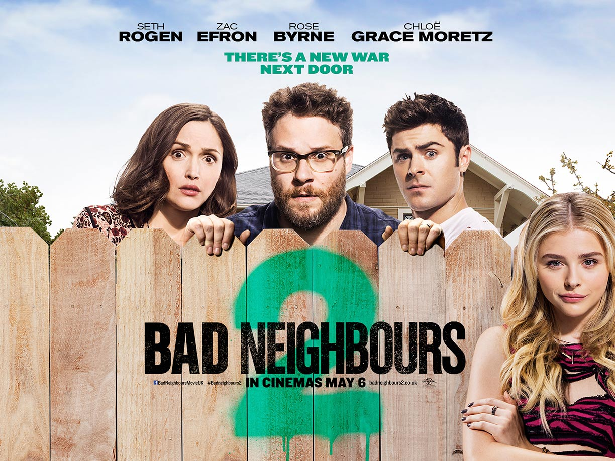Giveaway: NEIGHBORS 2: SORORITY RISING – May 17