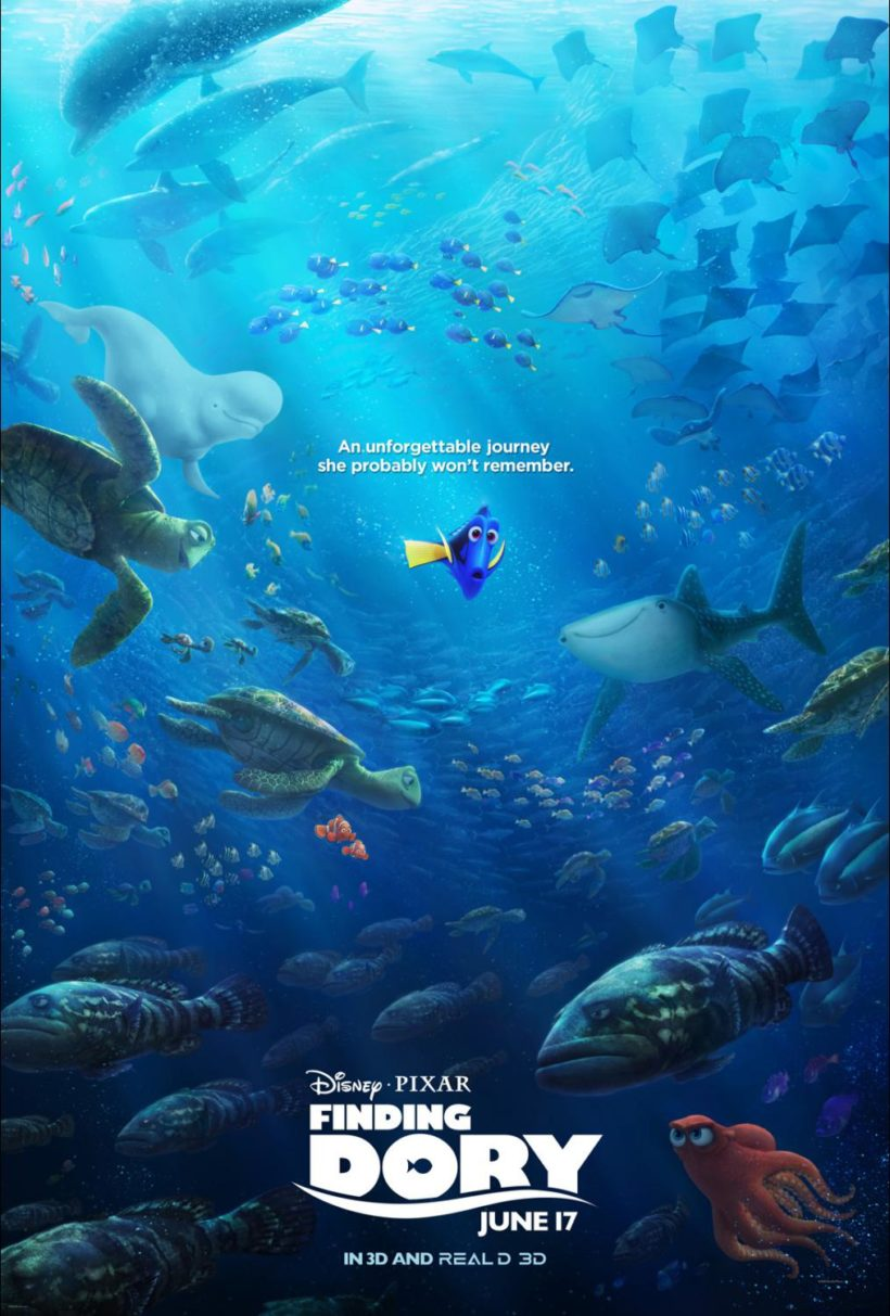 Yes, FINDING DORY Has An End Credit Scene