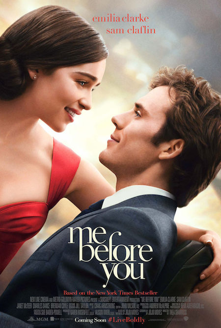 ME BEFORE YOU Review: Not The Sob-Fest You May Be Expecting