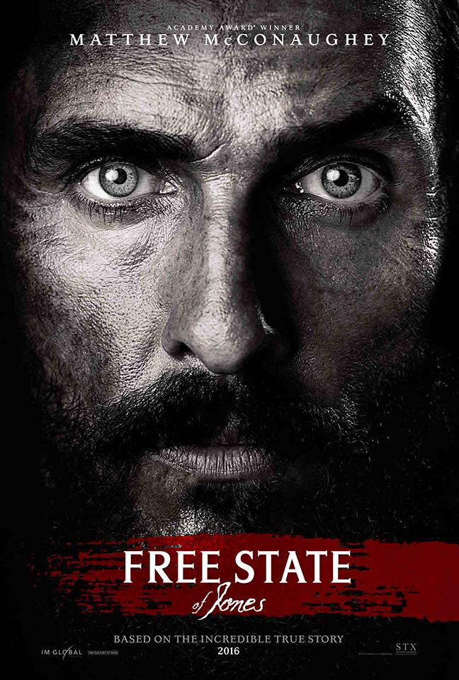 GIVEAWAY: Free State of Jones
