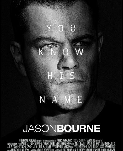 Jason Bourne – Same Plot But Great Action