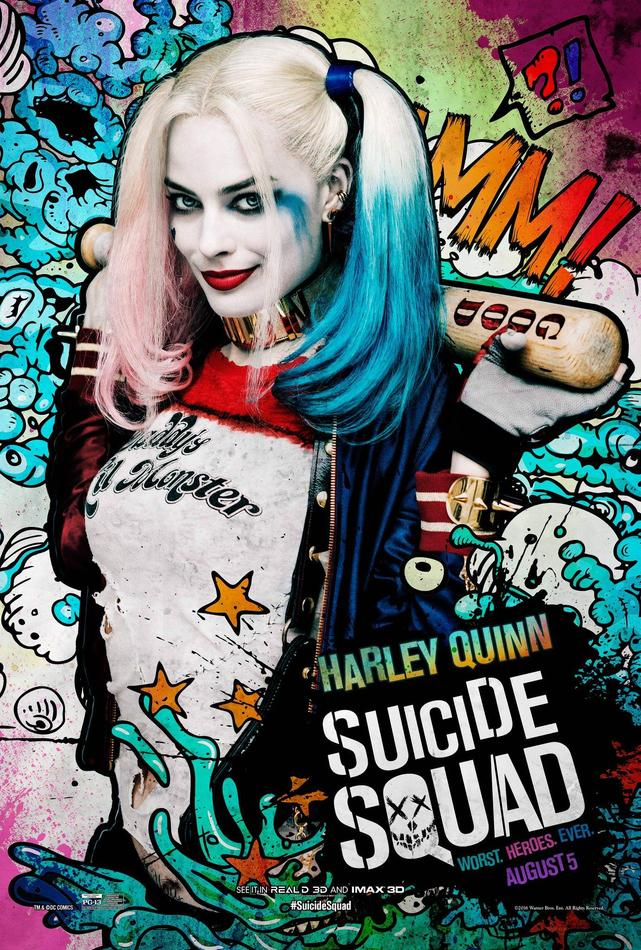 SUICIDE SQUAD: The Good, The Bad, & The Kickass