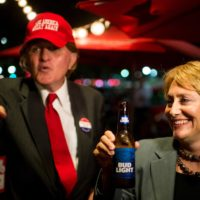 Presidential Debate Watch Party at Capitol Lounge