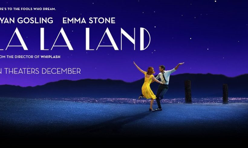 My Love Letter To The Best Movie Of The Year: LA LA LAND