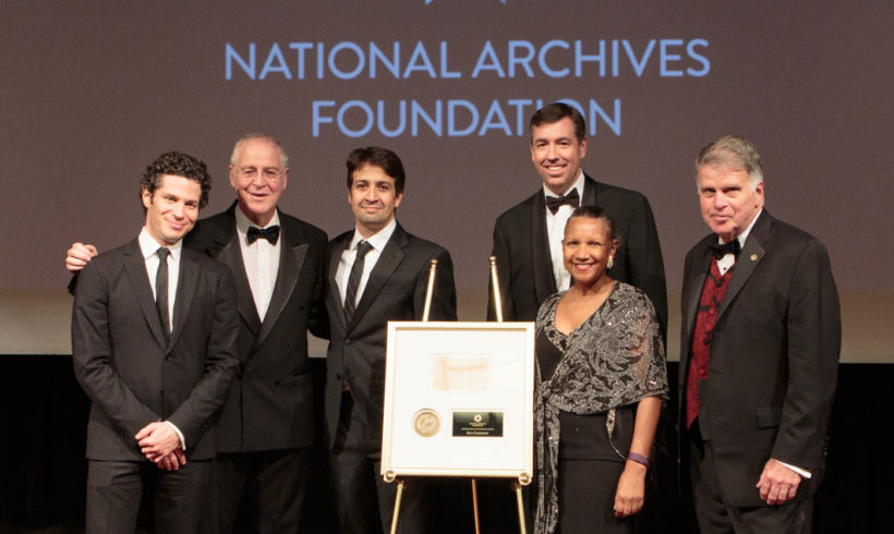 Lin-Manuel Miranda and others get honorary with the Records of Achievement Award
