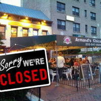 It's official, Armand's of Capitol Hill is Closing