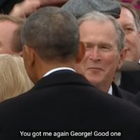 A Bad Lip Reading of Donald Trump's Inauguration is everything we need today!