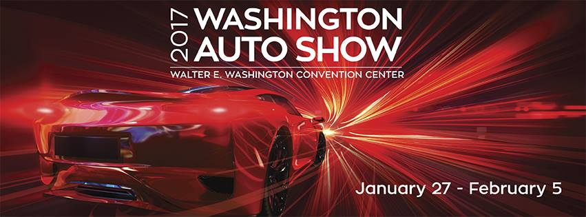 Annual Washington Auto Show ClotureClubcom - Washington car show